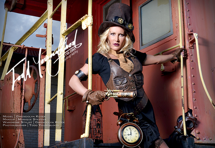 Steam Punk Shoot