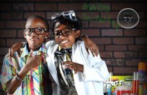 Cool Kid versus Madd Scientist Alter Ego
