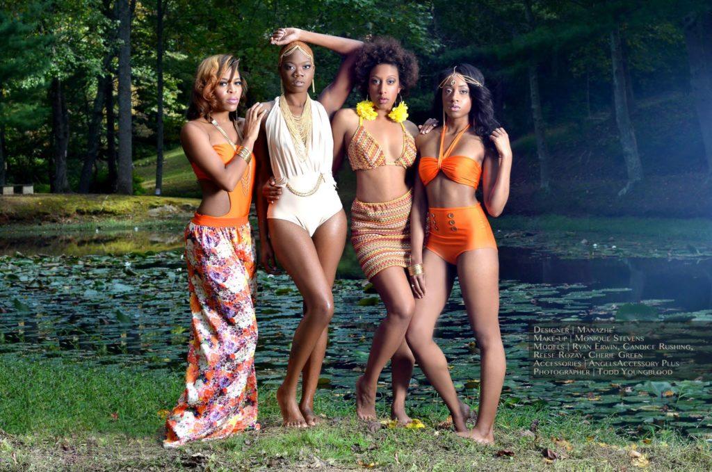 Fashion Designer Manazhe, Todd Youngblood Fashion Blog