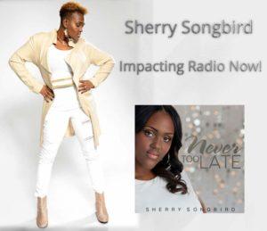 Sherry Song Bird Gospel Artist