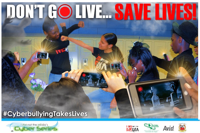 Don't Go Live Bullying Takes Lives