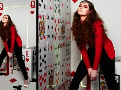 Queen of hearts photoshoot