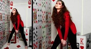 Queen of hearts photoshoot